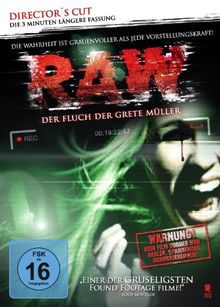 RAW - Der Fluch der Grete Müller (Special Director's Cut)