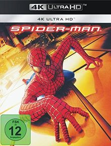 Spider-Man 1 (4K Ultra HD) [Blu-ray]