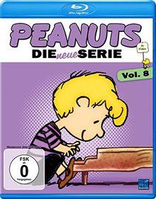 Peanuts - Die neue Serie Vol. 8 (Episode 72-82) [Blu-ray]