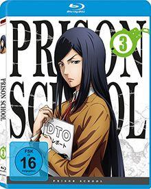Prison School - Vol.3 [Blu-ray]