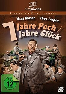 Sieben Jahre Pech / Sieben Jahre Glück [2 DVDs]