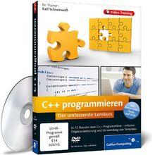 C++ programmieren - Der umfassende Lernkurs