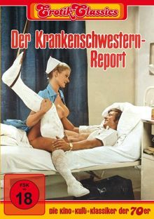 Erotik Classics - Krankenschwestern-Report