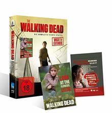 The Walking Dead - Die komplette vierte Staffel - UNCUT & EXTENDED - Flower Fan-Version - limitiert [Blu-ray]