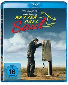 Better Call Saul - Die komplette erste Season [Blu-ray]