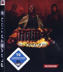 Hellboy - The Science of Evil