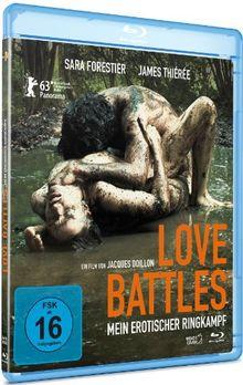 Love Battles - Mein erotischer Ringkampf [Blu-ray]