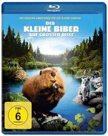 Der kleine Biber auf großer Reise [Blu-ray]