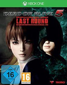 Dead or Alive 5 Last Round (XONE)