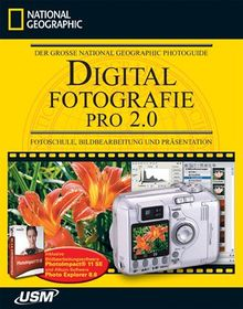 National Geographic Digitalfotografie Pro 2.0