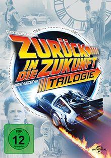 Zurück in die Zukunft - Trilogie (30th Anniversary Edition, 4 Discs)