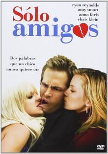 Sólo Amigos (Import Dvd) (2013) Ryan Reynolds; Amy Smart; Roger Kumble; New Li