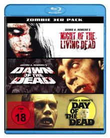 Zombie - 3er Pack [Blu-ray]