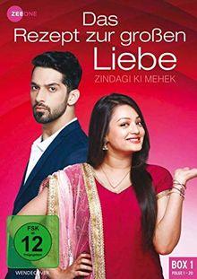 Das Rezept zur großen Liebe - Zindagi Ki Mehek (Box 1) (Folge 1-20) [3 DVDs]
