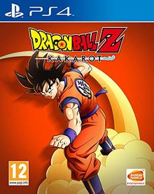 JEU Console, BanDAI NAMCO Dragon Ball Z Kakarot PS4