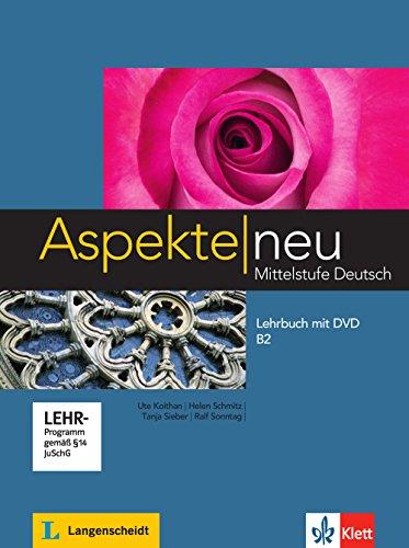Aspekte Neu B2 Mittelstufe Deutsch Lehrbuch Mit Dvd Von Ute Koithan