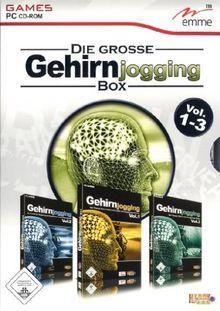 Die grosse Gehirnjogging-Box Vol.1-3