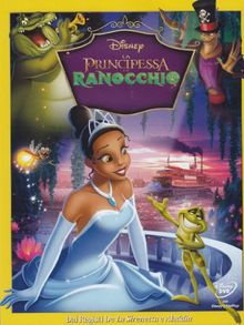 La principessa e il ranocchio [IT Import]