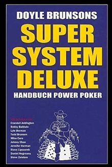 Super System Deluxe: Handbuch Power Poker