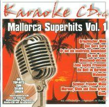 Mallorca Superhits Vol.1 - Karaoke
