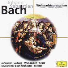 Eloquence - Bach (Weihnachtsoratorium: Auszüge)