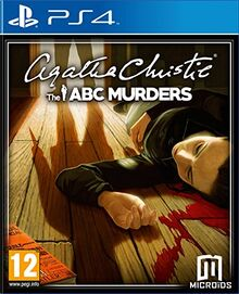 Agatha Christie: The ABC Murders (Playstation 4) [UK IMPORT]