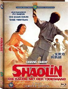 Shaolin - Die Rache mit der Todeshand - Uncut [Blu-ray] [Limited Edition]