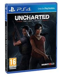 Uncharted: The Lost Legacy Jeu PS4