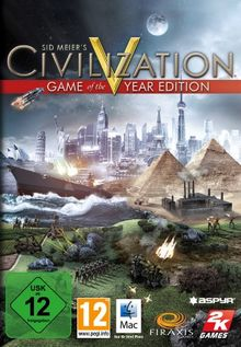 Civilization V: Game of the year edition