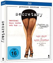 Secretary (Premium Edition) [Blu-ray]