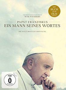 Papst Franziskus - Ein Mann seines Wortes (mit Buch zum Film)