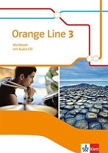 Orange Line / Workbook mit Audio-CD: Ausgabe 2014