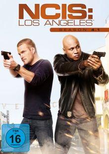 NCIS: Los Angeles - Season 4.1 [3 DVDs]