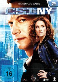 CSI: NY - Die komplette Season 2 [6 DVDs]