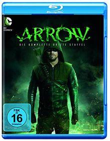 Arrow Staffel 3 [Blu-ray]