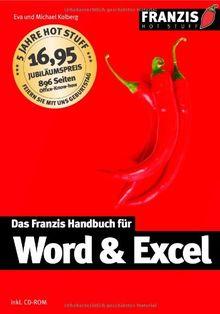 Das Franzis-Handbuch für Word & Excel