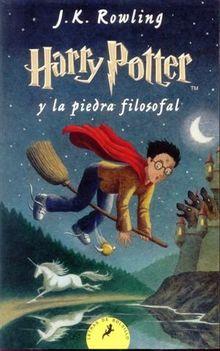 Harry Potter 1 y la piedra filosofal (Letras de Bolsillo)
