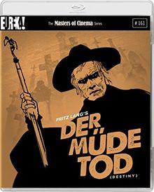 DER MÜDE TOD (Destiny) [Masters of Cinema] Dual Format (Blu-ray & DVD) edition [UK Import]