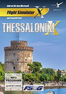 Flight Simulator X - Thessaloniki X (Add - On) - [PC]