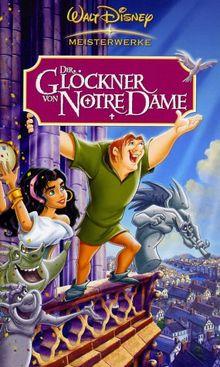 Der Glöckner von Notre Dame [VHS]
