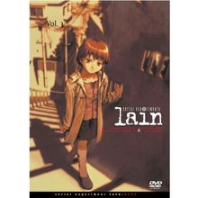 Lain - Serial Experiments, Vol. 03