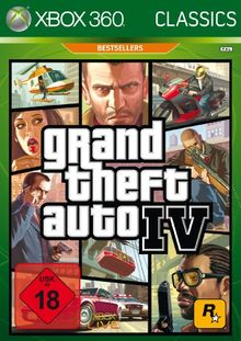 Grand Theft Auto IV [Xbox Classics]