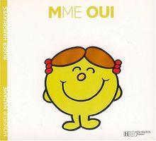 Madame Oui (Monsieur Madame)