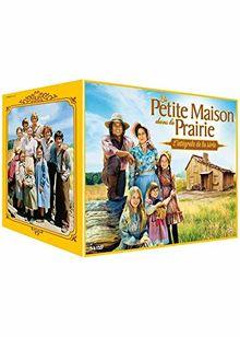 Coffret intégrale la petite maison dans la prairie : saisons 1 à 9 ; les téléfilms