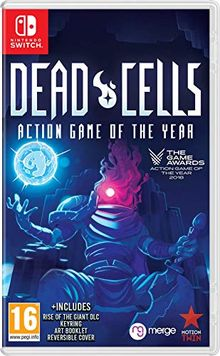 JustForGames - Dead Cells Action GOTY + Rise of The Giant - Switch