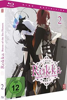 Rokka: Braves of the Six Flowers - Blu-ray 2