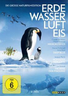 Erde, Wasser, Luft, Eis - Die große Naturfilm Edition [4 DVDs]