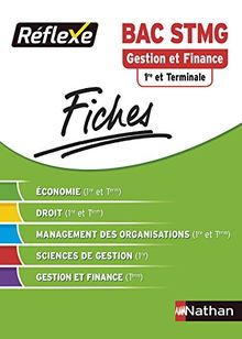 Gestion et Finance Bac STMG - Fiches