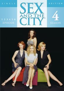 Sex and the City - Season 4, Episode 01-06