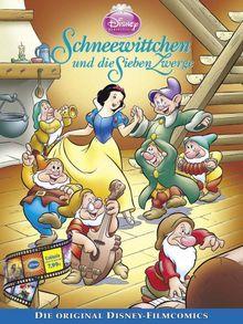 BamS-Edition, Disney Filmcomics: Schneewittchen und die sieben Zwerge: Die Original Disney Filmcomics
